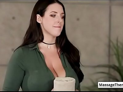 Fantasy Sex Massage - Undercover Expose with Lena Paul and Angela White massage video-01