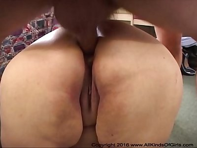 Big Butt Mature Mexican Moms Take It In The Ass