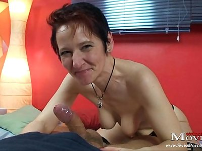 Housewife Cheval experienced horny porn casting