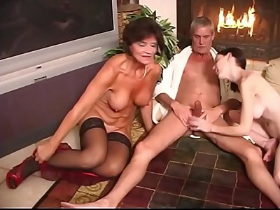 REAL Taboo Family ORGY